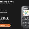Prepaid Handy Angebot bei o.tel.o