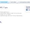 HTC 7 Pro demnächst bei O2 erhältlich