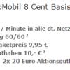 Nur noch heute 50,- Euro Startguthaben bei hellomobil!