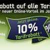 10 % Nachlass auf Telekom- & D2-Verträge bei mobilcom-debitel