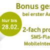 CallYa Freikarte: Kostenlose SIM-Karte von Vodafone