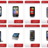 Sparhandy Aktion: Smartphones ab 1,- Euro mit BASE Handytarif!