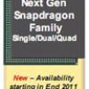 Neue Qualcomm Snapdragon Chipsätze im Netz aufgetaucht