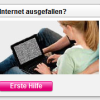 Bild Fail: Telekom und der Internet-Ausfall
