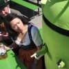 Video: Android Maskottchen macht München unsicher
