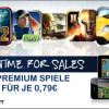 Gameloft senkt 5 iPhone&#038;iPad Spiele stark im Preis