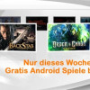 [Update: Es geht los] Nur dieses Wochenende: Gameloft verschenkt Android Spiele