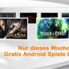 [Update: Es geht los] Nur dieses Wochenende: Gameloft verschenkt Android Spiele