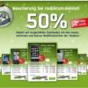 mobilcom-debitel: Apple iPhone 4, Nokia N8 und weitere Smartphones zum halben Preis