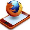 Smartphones samt Firefox OS erscheinen im Jahr 2013