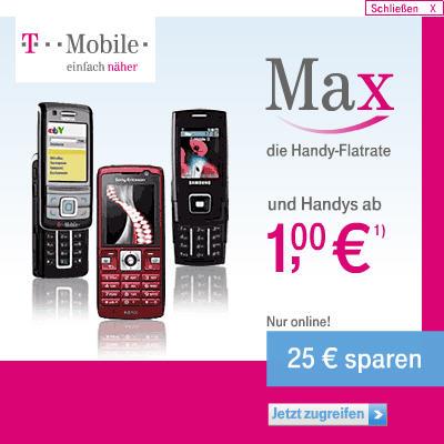Der Flatratetarif von der Telekom