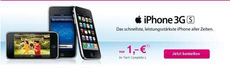 iPhone 3GS bestellen