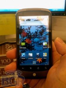 Google Nexus von HTC (Bildquelle: boygeniusreport.com)