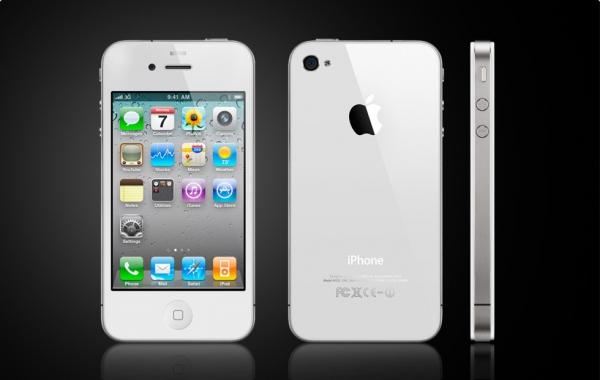iPhone 4 in weiß