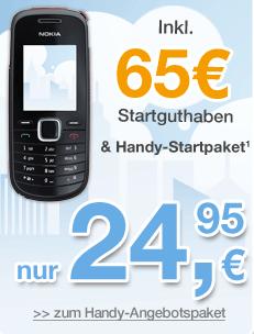 Simply mit 65 Euro Startguthaben