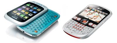 Neue Handys von LG