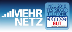 Connect Wahl O2 Netz