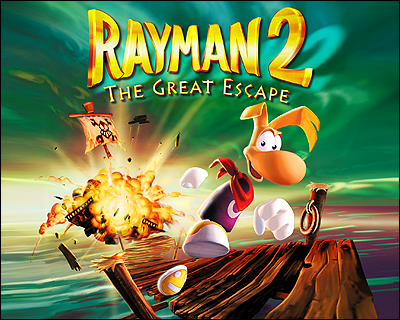 Rayman The Great Escape