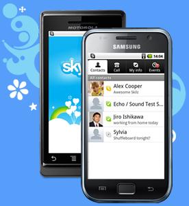 Sykpe Android erhält Update