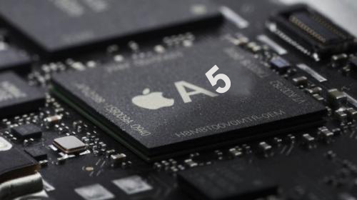 A5 Chipsatz im iPhone 5?