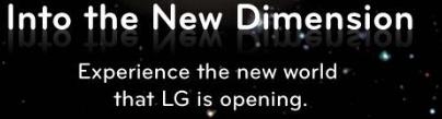 LG in einer neuen Dimension - LG Optimus 3D