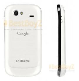 Das Nexus S in weiß