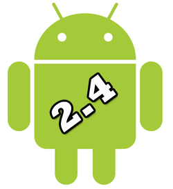 Android 2.4 - Gingerbread