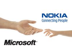 Nokia und Mircosoft