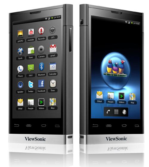 Das Viewpad 4 - Smartphone und Tablet in einem