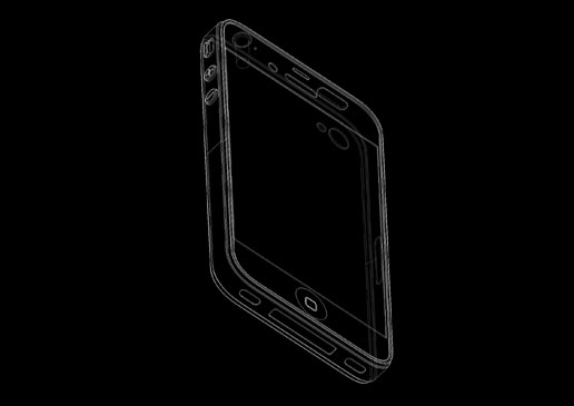 Ist das das Design des iPhone 5?