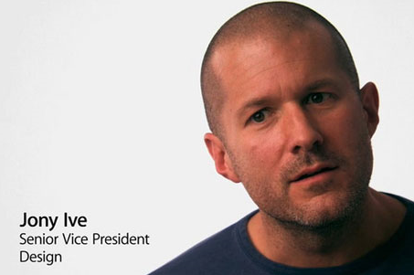 Jonathan Ive Chefdesigner bei Apple