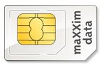 Maxxim Data - Kombi SIM-Karte