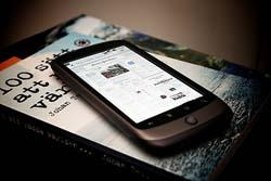 Google Nexus S samt NFC