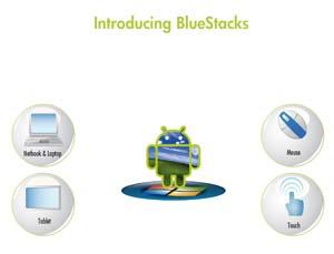 Bluestack - Android Games auf dem PC