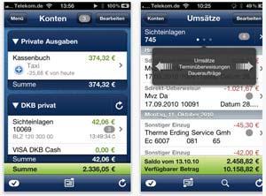 iOutBank Pro App kostenlos im Appstore