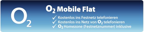 O2 Mobile Flatrate