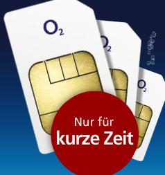 Nur für kurze Zeit - O2o gratis Freikarte