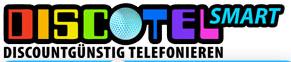 Discotel Smart - Prepaidtarif im Vodafone/D2 Netz