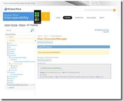 Guide für das Entwickeln von WP7 Apps