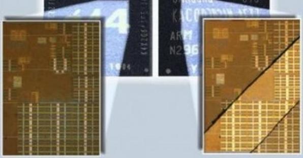 Prozessor Samsung Wave und iPhone