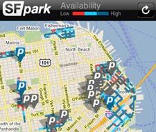 San Francisco Parking App