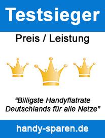 Phonex: Testsieger 2011 im Bereich Handyflatrate