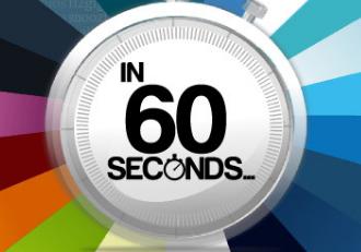 Das passiert in 60 Sekunden im Internet