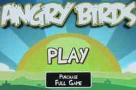 Angry Birds nun auch für Windows Phone 7 erhältlich
