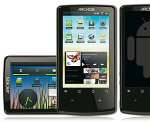 Der Archos 32 Mini Tabet Player
