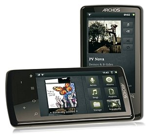 Archos 32 Android 2.2 Player