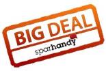 Aktueller Big Deal bei Sparhandy
