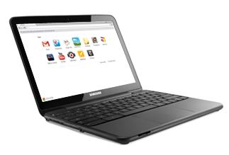 Chromebook von Samsung