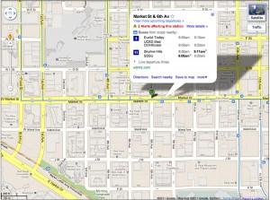google-live-transit-update