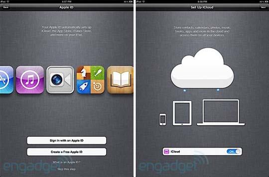 iOS 5 mit neuem Erscheinungsbild